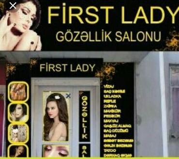 Bakı şəhərində Gozellik salonlari ucun reklam isleri