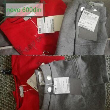 Paket odeće - Bujanovac: Novo