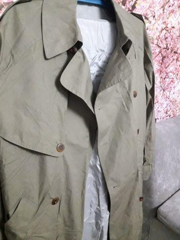 Мужской плащь, новый, размер 50 в Бишкек