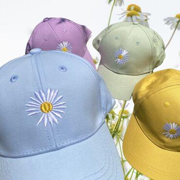 Хлопковые кепки
