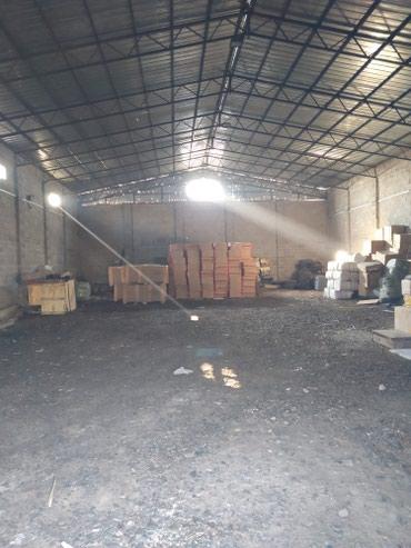 Сдаю склад на длительный срок на рынке в Бишкек