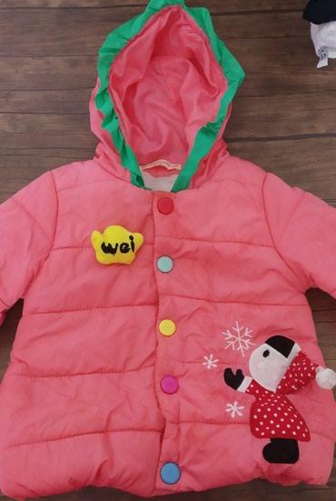 американская детская одежда в Азербайджан: Куртка детская в хорошем состоянии 1-2года