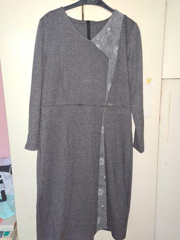 Siva haljina, broj 48. Samo jednom obucena