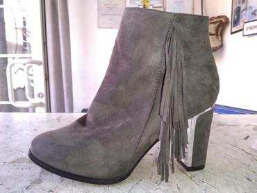 Ženska obuća | Novi Banovci: Čizmice br.40 Nove