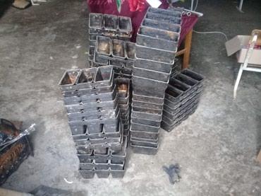 Продаю хлебные формы тройники и четверники  если заберёте все уступлю. в Каракол