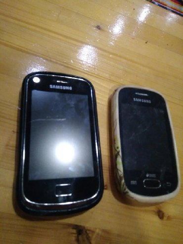 Samsung gt i9300 цена - Кыргызстан: Продаю 2 тел Самсунг один из них 2 симочный GT-S5282 Duos в белом