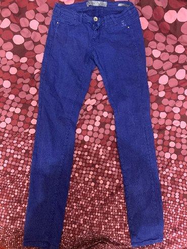 Pantalone-kvalitetne-malo - Srbija: Original GUESS pantalone. Bez ikakvog oštećenja - jako malo nošene