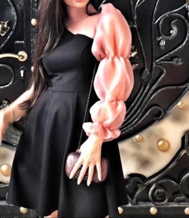 прихожая под заказ в Азербайджан: Платье сшитое на заказ, don (tikilib)