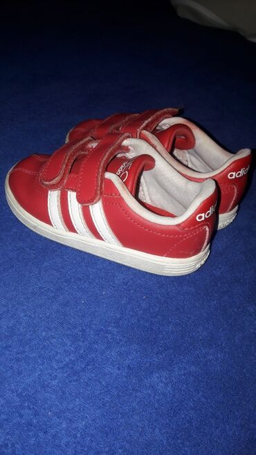 Dečija odeća i obuća - Beocin: Orginal patike adidas za malu decu ocuvane par puta nosene