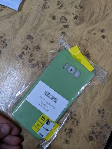 Новый чехол на Samsung s8
