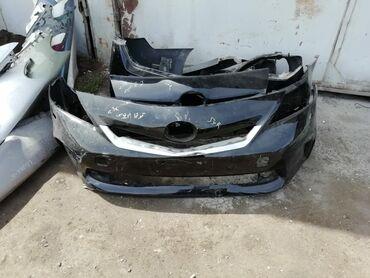 Автозапчасти и аксессуары - Бает: Автозапчасти бампер передний на тоета приус Toyota prius оригинал в