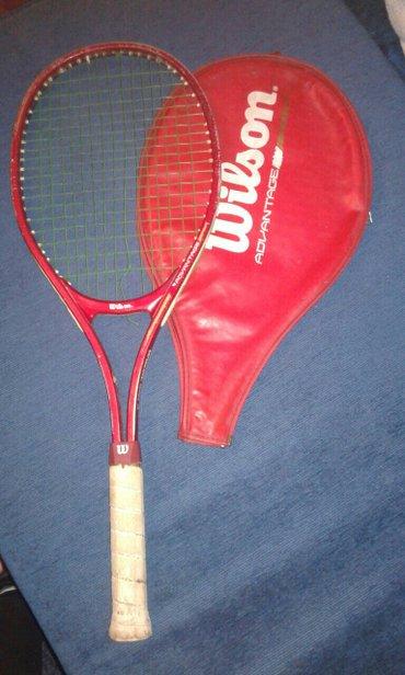 Teniski reketi ,original ,ispravni - Borca