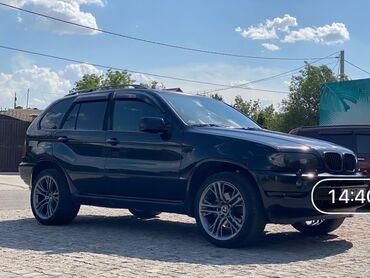 перешить панель авто в Кыргызстан: BMW X5 3 л. 2002