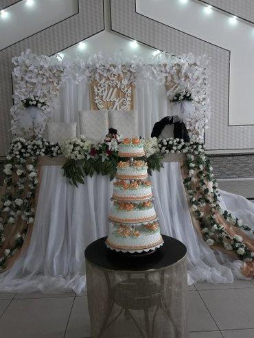 Бисквитный торт со сметаны в Сокулук
