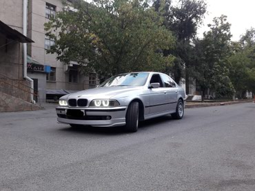 BMW 5 series 2002 в Бишкек