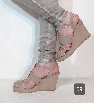 Opet sandale br - Srbija: Opposit sandale na platformu. izuzetno udobne i stabilne,od velur