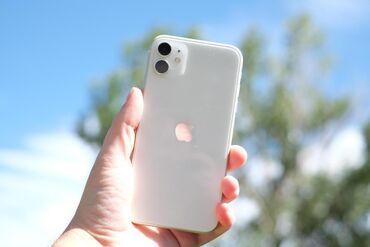 apple iphone 4 32gb в Кыргызстан: Б/У IPhone 11 128 ГБ Белый