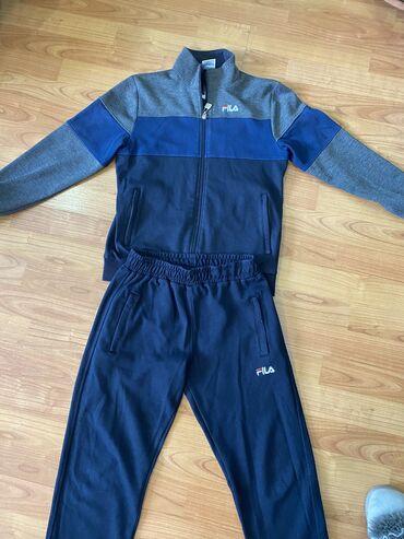 Спортивный костюм для мальчика 8-10 лет