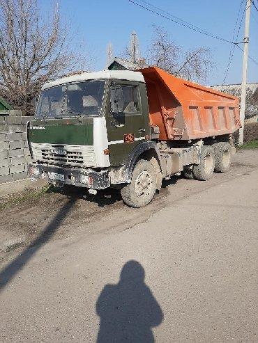 такси транспортные услуги перевозки в Кыргызстан: Услуги Камаза доставка щебень песок гравий отсев оптималка