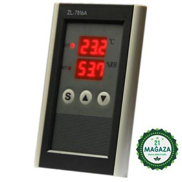 Termostat ZL 7816Aİnkubator ehtiyat hissələrinin