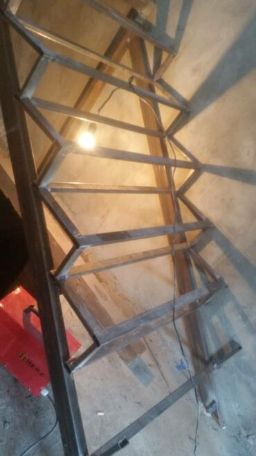 Каркас лестниц МеталлоконструкцийСварочный работы качественно быстро