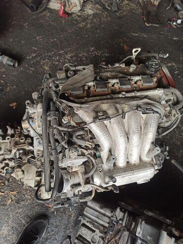 митсубиси бишкек in Кыргызстан | АВТОЗАПЧАСТИ: Продаю мотор от Митсубиси Галант 2.4 GDI привозной из Германии Жибек