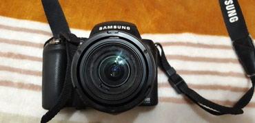 Продаю фотоаппарат, видеокамеру Samsung в Бишкек