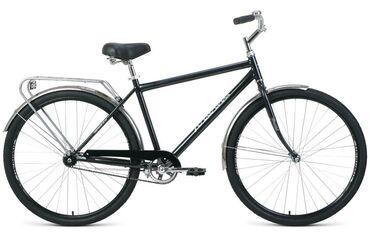 Городской Надёжный Велосипед!19 рама на 28х колёсах!Качество