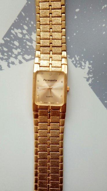 Persopolis nov sat. Pozlata 18 k zlatom - Bogatic