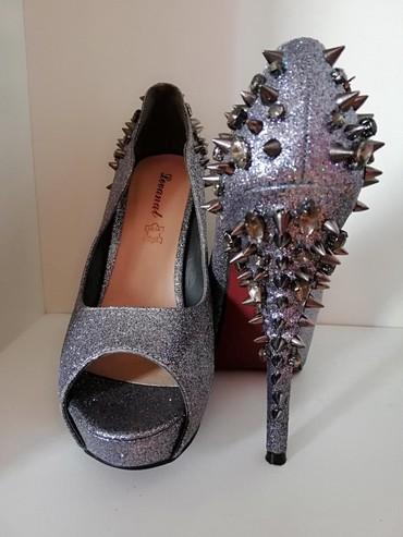 Bez-cipele-na-stiklu - Srbija: Levanat cipele na stiklu  600rsd  Dostupni brojevi: 38, 39  Porudzbine