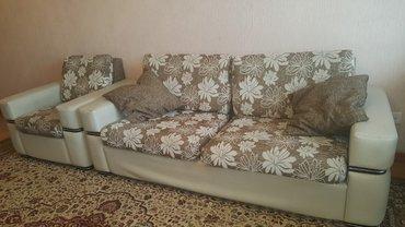 Мягкая мебель 3+2+1+1. двойка в Бишкек