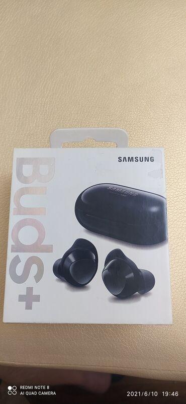 наушники сяоми в Кыргызстан: Продаю наушники Samsung Buds+ новый оригинал не использовали