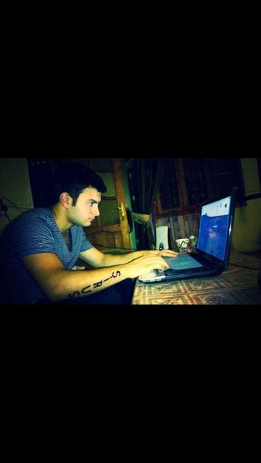 Ищу работу (резюме) в Азербайджан: Iw axtariram. gece smen ya gunduz axran,satici,nezaretci,internet