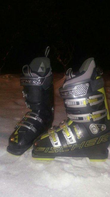 Продаю лыжные ботинки fischer в Бишкек