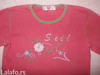 Vrlo lepa, prijatna i kvalitetna bluzica vel 12A Pogledajte i ostale - Prokuplje