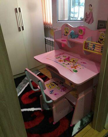 Uşaq yazı masası.Qiymet:100man