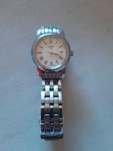 Tissot  Γυναικείο ρολόι  Ελάχιστη χρήση  Σε πολύ καλή κατάσταση Τιμή σ