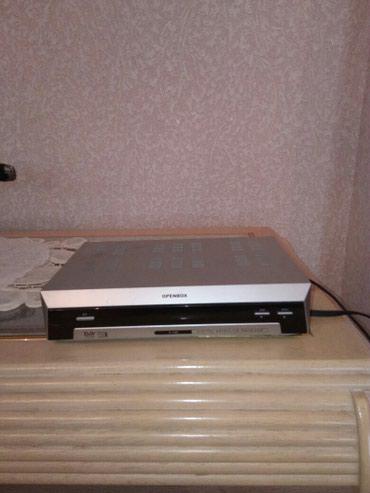 Openbox приставка для телевизора который принимает сигналы от тарелки в Bakı