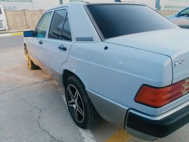 Mercedes-Benz 190 2.3 l. 1992 | 285000 km