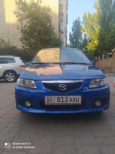 Mazda PREMACY 1.8 л. 2004 | 315000 км