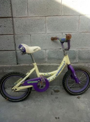 детский велосипед haro z12 в Кыргызстан: Продаю детский велосипед для девочек