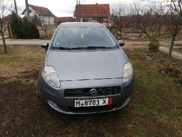 Punto - Srbija: Fiat Grande Punto 1 l. 2006 | 111000 km