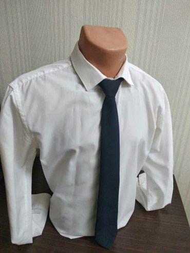 Мужские белые рубашки! Размеры 50-52 По 250 сом в Бишкек