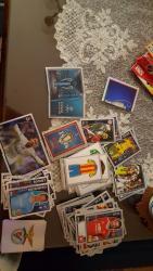 Slicice albuma Champions league official sticker collection season - Belgrade