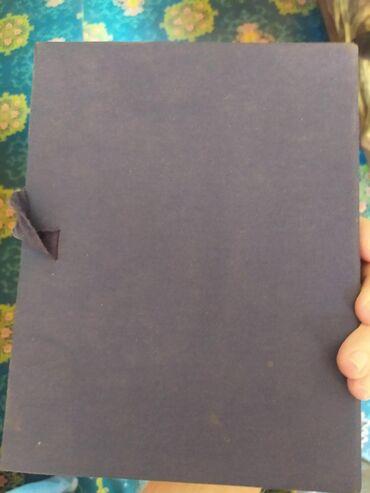 Другие предметы коллекционирования в Кыргызстан: Папка-гармршка А5 для фото и тетрадей