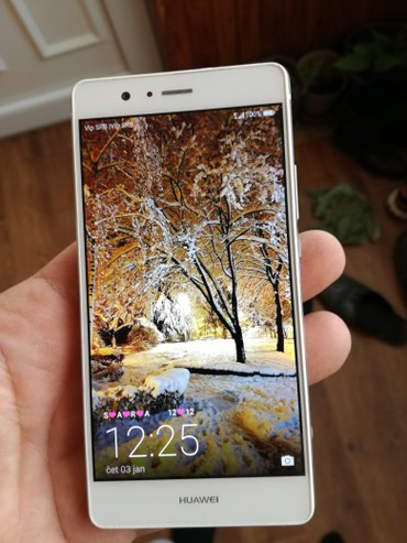 Huawei P9 lite.7.0 android,13mpx zadnja,8 mpx prednja kamera.Ekstra - Knic