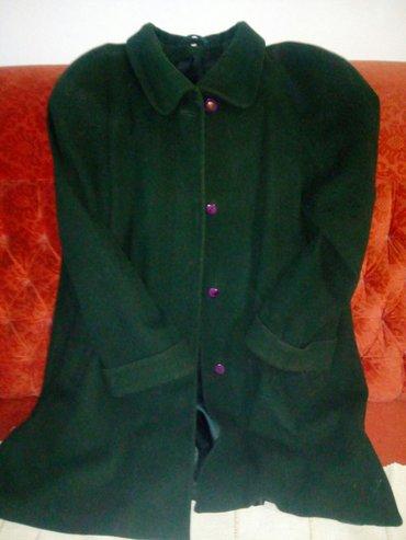 Zenski kaput,vel. 38 ocuvan - Sremska Kamenica