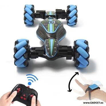 Детский мир - Беш-Кюнгей: Машина трансформер с управлением от руки.Невероятная Скорость и