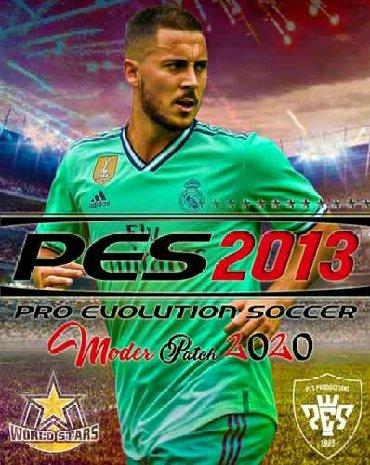 PS4 (Sony Playstation 4) в Кыргызстан: Прокат сони прокат 3/4 Pes2013 новый патч последний трансферы  Русский