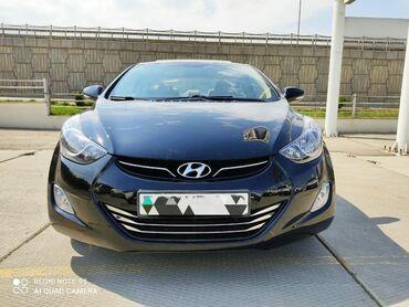 Hyundai - Azərbaycan: Hyundai Elantra 1.8 l. 2012 | 175000 km